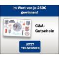 C&A Gewinnspiel - 5 x € 250 Einkaufsgutschein